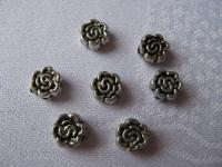 7 mm intarpas gėlė, 10 vnt