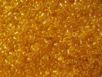 2 mm šv. oranžiniai karoliukai, 20 g